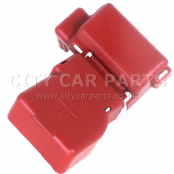 NISSAN QASHQAI J10 MODELS 2007 TO 2013 BATTERY POSITIVE TERMINAL RED COVER TRIM